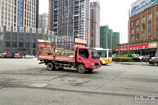 """4.5吨以下货车取消""""双证""""全面落地"""