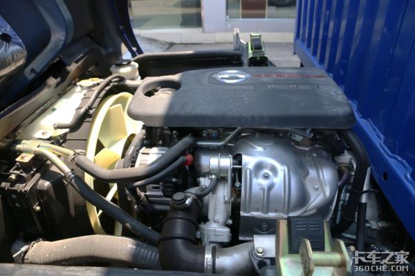 国六+日产技术发动机东风凯普特了解下