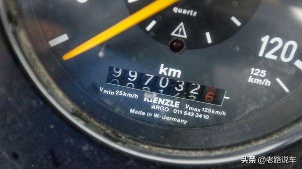 83岁的老司机!目标将爱车开到100万公里