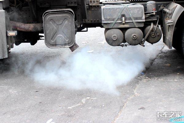 北京:将19.7万辆超标柴油车纳'黑名单'