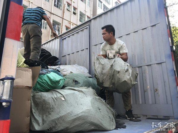 退伍老兵拉废品月入2万致卡友奋斗故事