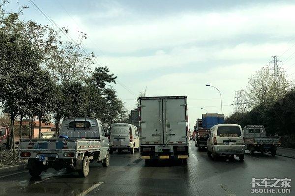 聊城:货车市区长期通行证可网上办理!