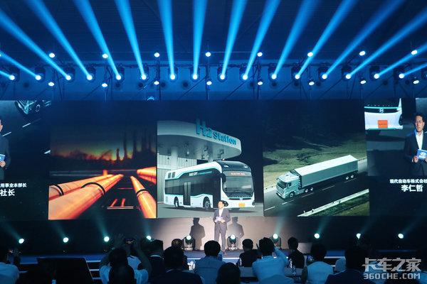 2021完成量产四川现代构造氢燃料车型