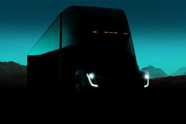 特斯拉電動卡車 原型車現身皮克斯總部