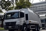 梅赛德斯奔驰垃圾车 成功进军哥伦比亚