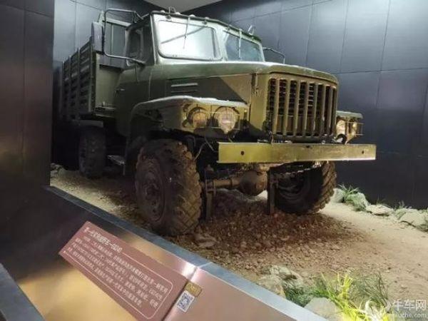 大国制造的经典盘点东风军用越野卡车