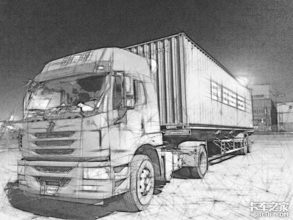 走不完的天涯,卡车人的生活你永远不懂