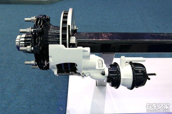 单根能轻100kgBPW推出全新AL系列车轴