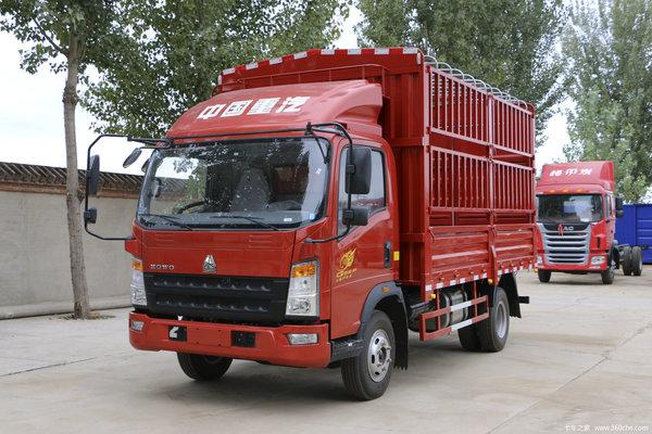 细数厂家那些卡车中国重卡鼻祖中国重汽都有哪些车?
