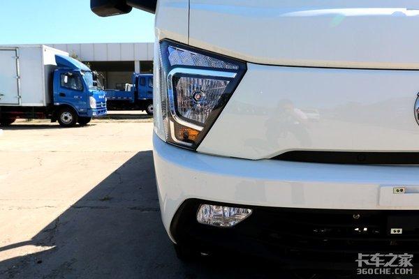 四万公里长换油不加尿素!小卡车型中的生力军缔途DX图解