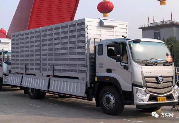 阅兵式:中国商用车的昨天、今天和明天
