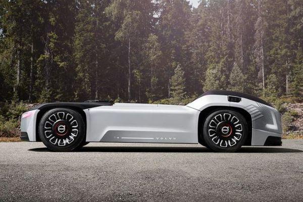 沃尔沃推出VERA自动驾驶卡车能改变未来的交通运输业吗?