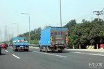 十月下旬 连霍高速分时段实施交通管制