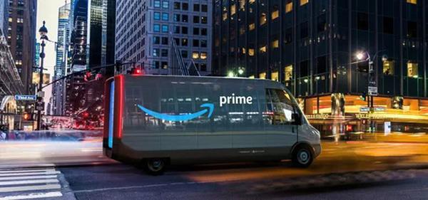 """亚马逊牵手""""皮卡界特斯拉""""助力全球电动货车市场崛起"""