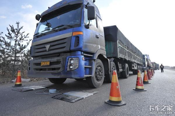 湖南:国庆假期全省公路铁腕治超查处违法车辆1298台次