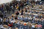 国家邮政局:中国快递量超经济体总和!