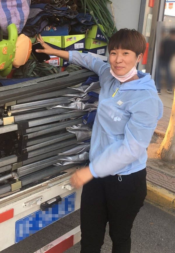 福田祥菱:王瑞娟创业路上的温馨港湾!