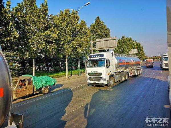 提升效率省成本卡车编队行驶未来可期