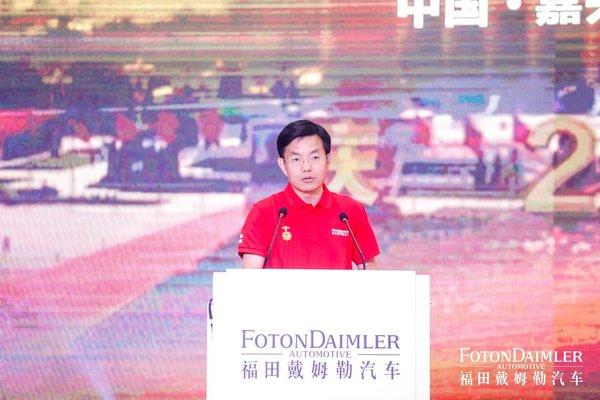 国典品质彰显中国实力欧曼国典版上市