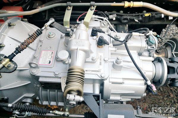 """新鲜热乎的欧马可S5国六车出炉了,我要吹爆这台""""超级中卡""""!"""