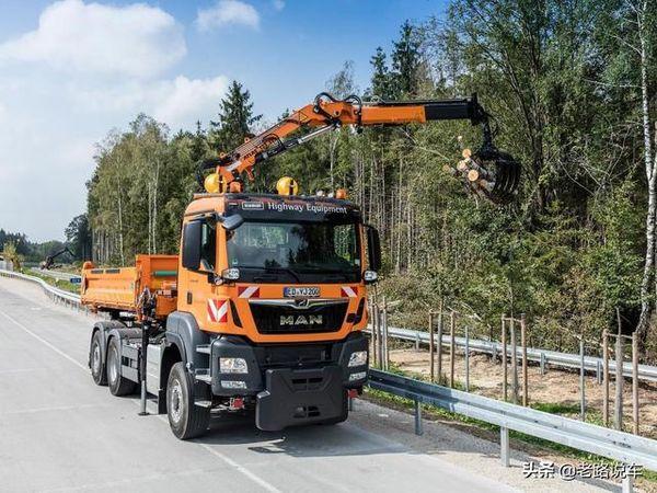 什么叫专业?看德国新A94高速公路上的雄狮军团