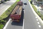 核载30吨的大货车伪装成48吨?被刑拘!