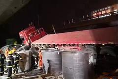 大货车载重170吨能上路 一超四罚成摆设