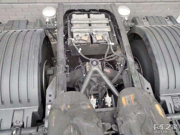 560马力超强动力链,福田欧曼EST:只为高效物流