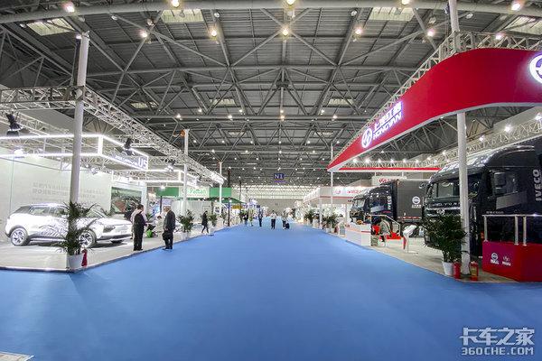 聚焦甲醇新能源!商用车展览会迎新风口