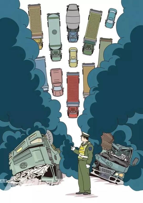 住在公路上的人3000万长途货车司机的苦与累