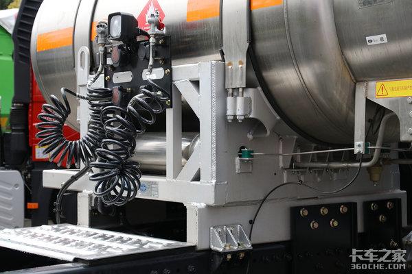 行业最大440马力可实现6万公里长换油解放J6PLNG国六车型发布