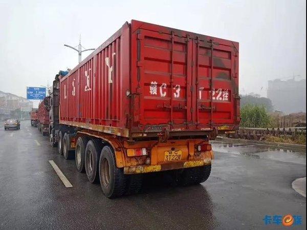 无锡压塌的是运输行业乱象卡车司机就像唐僧肉谁见了都想吃!