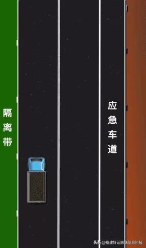 取消省界收费站后,货客车分道扬镳货车占道将严罚