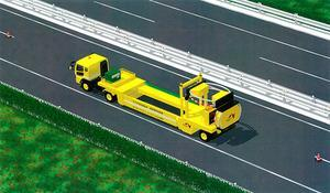 日本:新型卡�可�U�身保�o道路工作者