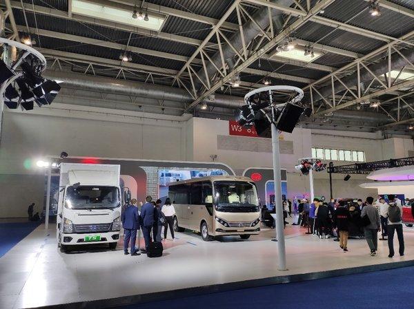 智领未来比亚迪亮相2019世界智能网联汽车大会