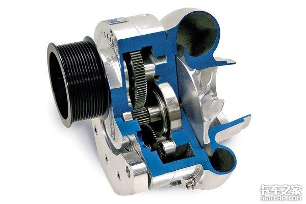 为什么机械增压很少在柴油机上应用?原来比涡轮增压差在这些地方
