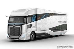 UD:发布Quon Concept 202X概念卡车!