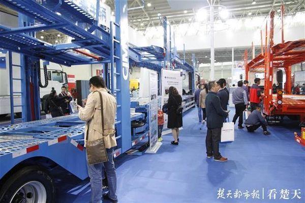 2019中国国际商用车展11月1日武汉开幕智能商用车时代来临