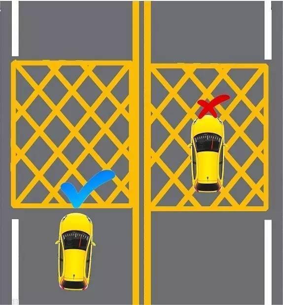 新手最容易违章的交通标志看不好12分都不够扣