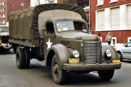 图说卡车:(6)共和国的长子今天拔一拔中国卡车的老大哥――一汽解放