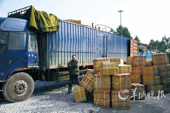 今年广东查处货车超载车辆9.4万宗平均每天超300辆被查