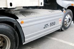坐着J7跑长途:人和车都要收拾的很利索