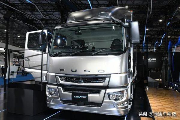 三菱:SuperGreat2019重卡东京车展上市售价140万