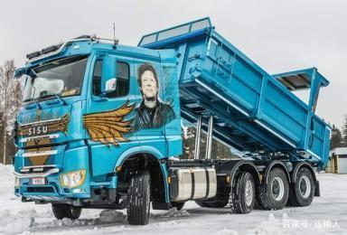 """揭秘北欧""""三姐妹""""之极地卡车:西苏!"""