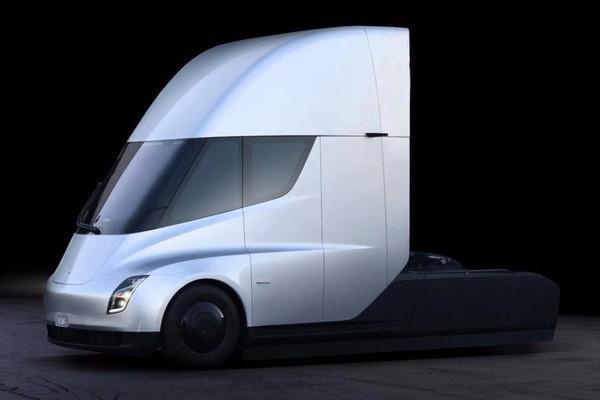 特斯拉半挂式电动卡车将于2020年投产