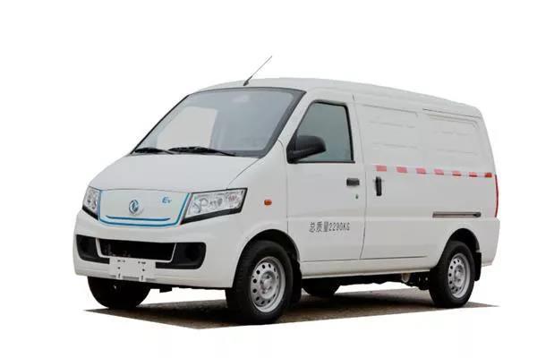 9月新能源物流车产量排名车型分析北汽昌河/开瑞新能源包揽前四