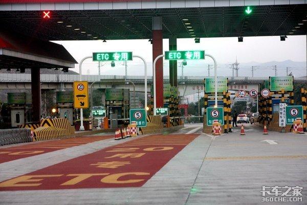 安徽:高速ETC门架系统建设及车道改造完成