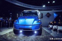 北美商用车展:纳威司达旗下万国eMV卡车