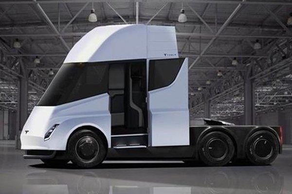 特斯拉電動卡車Semi 對商用車有啥影響