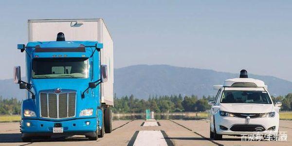 谷歌无人卡车投入试运营!已在美国开始运送货物